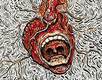 43 Ayotzinapa 2014 - Juan Satiri - Ilustrtación- Dibujo - Pintura
