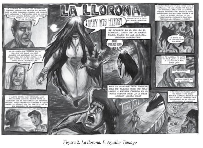 LLORONA- FEDERICO AGUILAR TAMAYO